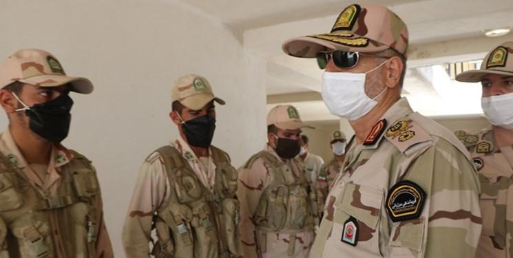 آخرین وضعیت مرزهای چهارگانه از زبان فرمانده مرزبانی/ عراق پذیرش زمینی «زوار» ندارد!