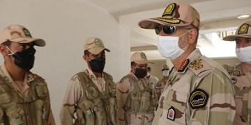امنیت توسعهیافته در مرزها مرهون تلاش مرزداران و سربازان مرزبانی است