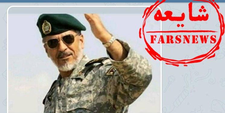 حضور امیر سیاری در مراسم رونمایی از چند طرح ضدکرونایی ارتش/ پایان شایعات