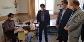 10000 نوآموز کردستان در سامانه سنجش سلامت نوبتگیری کردند