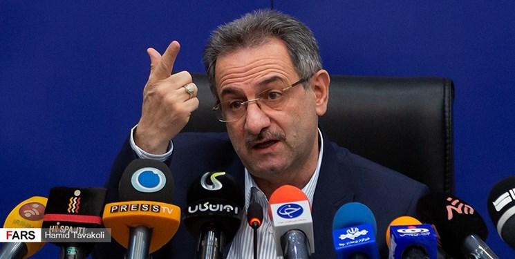 استاندار تهران: نمیتوان پایتخت را قرنطینه کرد/ مشاغل گروههای ۲، ۳ و ۴ دو هفته تعطیل خواهند بود