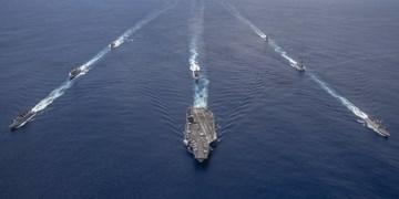 سیگنال ضد چینی و ترکیهای آمریکا؛ حضور ناو «نیمیتز» در هند و «آیزنهاور» در یونان