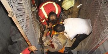 نجات افراد از آسانسور در صدر عملیات های امداد و نجات آتش نشانی مشهد