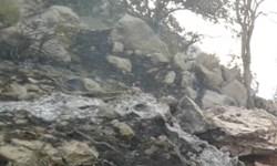 آتشسوزی در مراتع  خداآفرین به طور کامل مهار شد