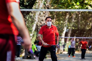 ورزش با ماسک