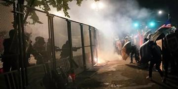 پنجاه و نهمین شب اعتراضات در پورتلند