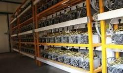 کشف 61 دستگاه استخراج ارز دیجیتال از یک شرکت تولیدی در ساوه