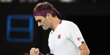 فدرر: عشق من به تنیس هرگز پایان نمییابد