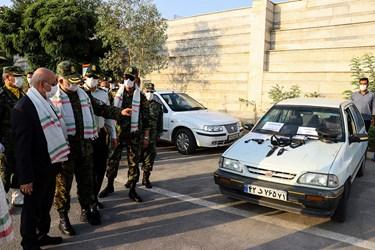 دستگیری سارقان مسلح و ادوات کشف شده از آنها