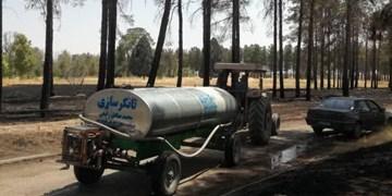 ساماندهی بوستان پردیس تخت جمشید با هدف ایجاد مقصد گردشگری