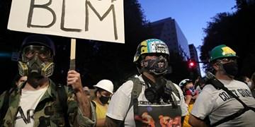آمریکا | اعتراضات پورتلند به شب شصتم کشیده شد