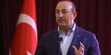 چاووش اغلو: میتوانیم با مصر توافقنامه دریایی منعقد کنیم