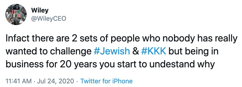 13990506000737 Test NewPhotoFree - خواننده آمریکایی هم به جرم توئیت ضد یهود اخراج شد!