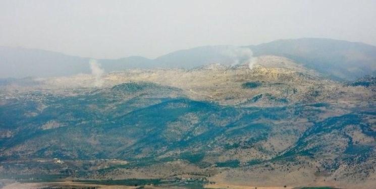 درگیری در مرز لبنان-فلسطین اشغالی | تبادل آتش ادامه دارد