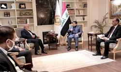 تاکید مشاور امنیت ملی عراق و سفیر ایران بر همکاریها در راستای منافع مشترک