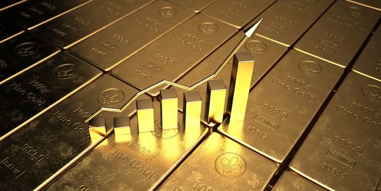 افزایش طلا برای دومین هفته متوالی
