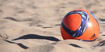 مرحله نهایی لیگ برتر فوتبال ساحلی در سمنان برگزار میشود