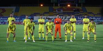 حاشیه بازی پارس جنوبی و شاهین بوشهر| برق ورزشگاه تختی قطع شد +فیلم