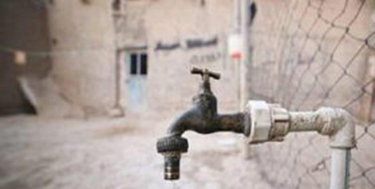 آخرین وضعیت آبرسانی به بخش غیزانیه به روایت عضو شورای روستا