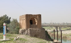 مقبره تاریخی دزفول با هدف سرقت «نبش قبر» شد
