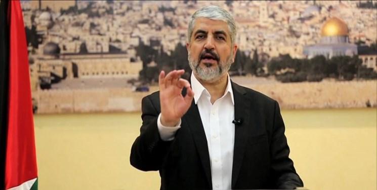 خالد مشعل: آتشبس بدون پذیرش شروط مقاومت در کار نخواهد بود