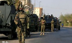 عملیات مشترک عراق: حملات راکتی به پادگانها چالشی برای نیروهای امنیتی است