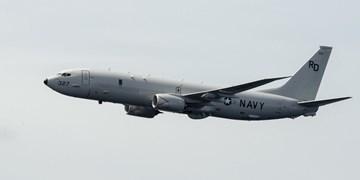 خسارت 2 میلیون دلاری به هواپیمای جاسوسی نیروی دریایی آمریکا