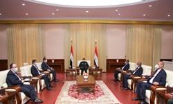 دیدار رئیس سرویس اطلاعات مصر با مقامات ارشد سودان