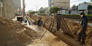 نمایش افتتاح یا خدمت بیمنت!/ تاخیر در زمان بهرهبرداری پروژه گاز رسانی چهاردانگه مازندران