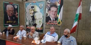 دیدار فلسطینی-لبنانی در «نهر البارد»؛ تأکید بر مقاومت و رد «سرقت قرن»