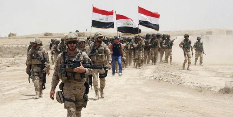 استقرار ارتش عراق در مرزهای نینوی-اربیل