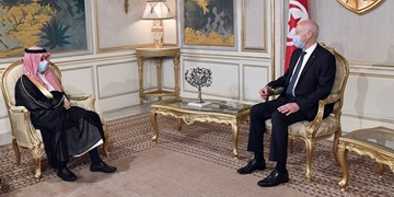 وزیر خارجه سعودی با رئیسجمهور تونس هم دیدار کرد