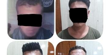 بازداشت 6 تروریست داعش در شمال عراق