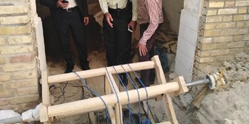 دستگیری اعضای باند حفاری غیرمجاز در شهرستان فارسان