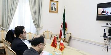 گفتوگوی موسوی با همتای ترکیهای و تأکید بر افزایش همکاریهای فرهنگی و رسانهای دو کشور