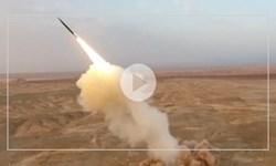 برای اولین بار در دنیا موشک های بالستیک سپاه از اعماق زمین شلیک شد