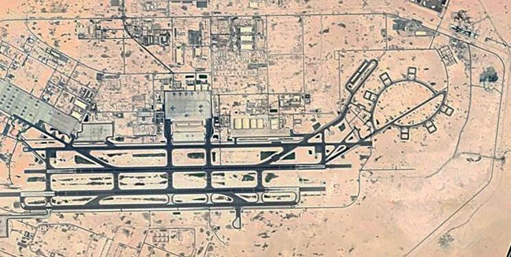 پایگاه هوایی «العدید» با «ماهواره نور» رصد شد/ انتشار تصاویر نور ایرانی برای اولین بار