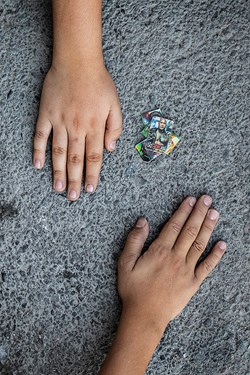 بازی و اوقات فراغت تابستانه کودکان در محلات پایینشهر کرج