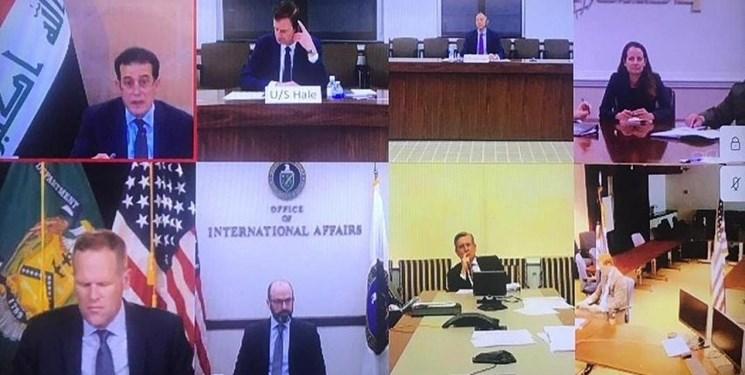 نماینده عراقی: دور نخست مذاکرات بغداد-واشنگتن، سودی برای منافع ملی عراق نداشت