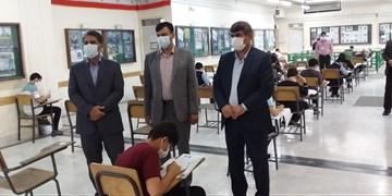 رقابت ۷۳۰۰ دانشآموز همدانی در آزمون استعدادهای درخشان
