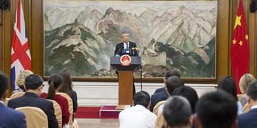 چین: برخی سیاستمداران بریتانیایی، مصرانه خواستار جنگ سرد هستند