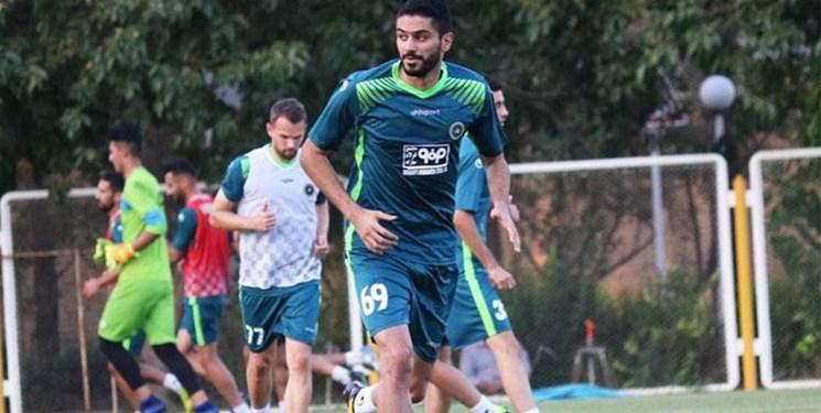 شایان مصلح از هرگونه فعالیت فوتبالی تا اطلاع ثانوی معلق شد
