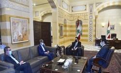 دیدار سفیر ایران با نخستوزیر لبنان