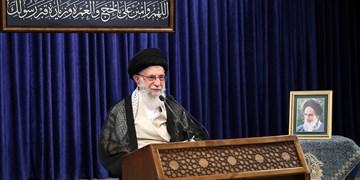 سخنرانی تلویزیونی رهبر معظم انقلاب در عید قربان