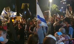 نتانیاهو: معترضان «آنارشیست» هستند