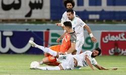هفته بیست و هفتم لیگ برتر|پیروزی سایپا مقابل ماشین سازی در نبرد 6 امتیازی/صعود 5 پلهای نارنجیپوشان