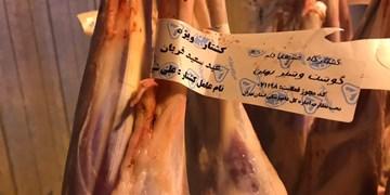 ذبح ۵۵۰ رأس دام در ورامین به مناسبت عیدقربان