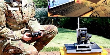 سیستم هوش مصنوعی صحبت کردن ربات ها و سربازان را ممکن می کند
