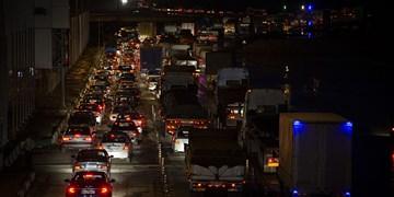 فیلم| انسداد جاده مشهد- تهران پس از وقوع سیل