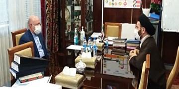 دیدار نماینده ولی فقیه در لرستان با وزیر نفت